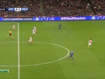Monaco wygrało 3:1 z Arsenalem