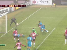 Zenit St. Petersburg 3:0 PSV Eindhoven