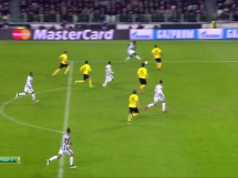 Juventus Turyn - Borussia Dortmund 2:1