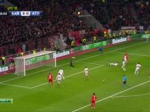 Bayer Leverkusen - Atletico Madryt 1:0