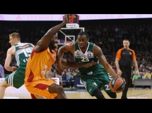 Żalgiris Kowno 72:59 Galatasaray