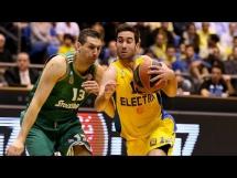 Maccabi Electra Tel Awiw - Panathinaikos