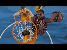 Regal Barcelona 92:82 ALBA Berlin