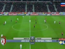 Lille 2:1 Olympique Lyon