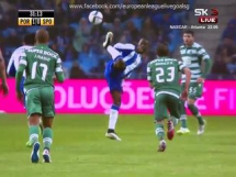 FC Porto - Sporting Lizbona 3:0