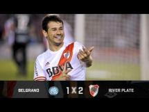 Belgrano 1:2 River Plate