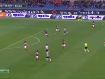 AS Roma 1:1 Juventus Turyn
