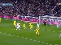 Real Madryt 1:1 Villarreal CF