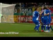 VfR Aalen 0:2 Hoffenheim