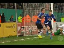 Arminia Bielefeld 3:1 Werder Brema