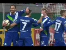 RB Lipsk - VfL Wolfsburg 0:2