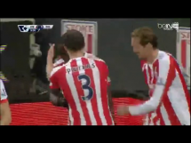 Stoke City 2:0 Everton
