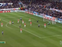 Newcastle United - Manchester United 0:1