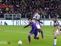Juventus Turyn 1:2 Fiorentina