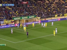 Villarreal CF 4:1 Celta Vigo