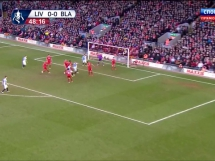 Liverpool 0:0 Blackburn Rovers