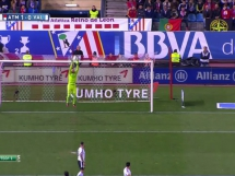 Atletico Madryt 1:1 Valencia CF