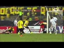 Barcelona SC 1:2 Atletico Nacional