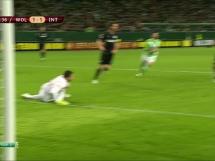 VfL Wolfsburg 3:1 Inter Mediolan