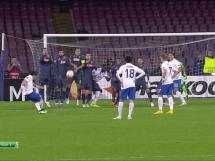 Napoli 3:1 Dynamo Moskwa