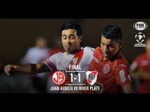 Juan Aurich 1:1 River Plate