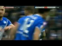 Hoffenheim - Hamburger SV 3:0