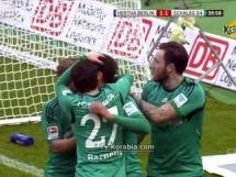 Hertha Berlin - Schalke 04 2:2