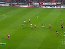 Werder Brema - Bayern Monachium 0:4