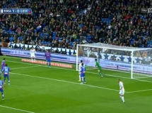 Real Madryt 2:0 Levante UD
