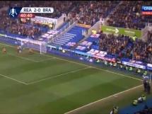Reading 3:0 Bradford City