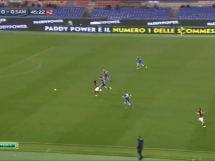 AS Roma 0:2 Sampdoria