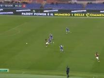AS Roma - Sampdoria 0:2