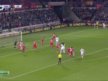 Swansea City 0:1 Liverpool
