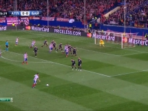 Atletico Madryt 1:0 Bayer Leverkusen