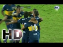 Zamora 1:5 Boca Juniors