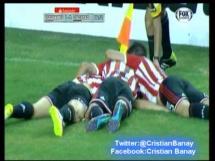 Estudiantes 1:0 Libertad
