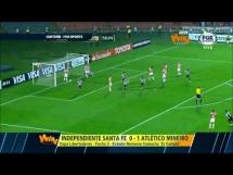 Santa Fe 0:1 Atletico Mineiro