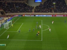 AS Monaco 0:2 Arsenal Londyn