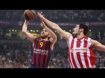 Crvena Zvezda 73:77 Regal Barcelona