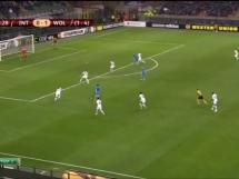 Inter Mediolan 1:2 VfL Wolfsburg