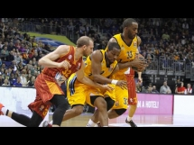 ALBA Berlin 75:68 Galatasaray