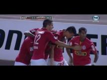 River Plate 1:1 Juan Aurich