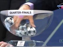 Losowanie ćwierćfinałów Ligi Mistrzów