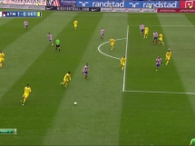Atletico Madryt 2:0 Getafe CF