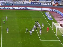 Real Sociedad 3:1 Cordoba