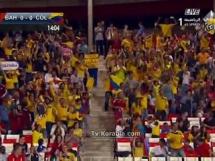 Bahrajn 0:6 Kolumbia