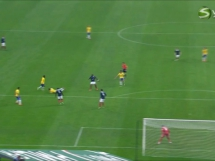 Francja 1:3 Brazylia