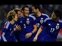 Japonia 2:0 Tunezja