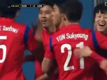 Korea Północna 1:1 Uzbekistan
