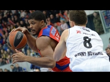 Niżny Nowogród 82:86 CSKA Moskwa